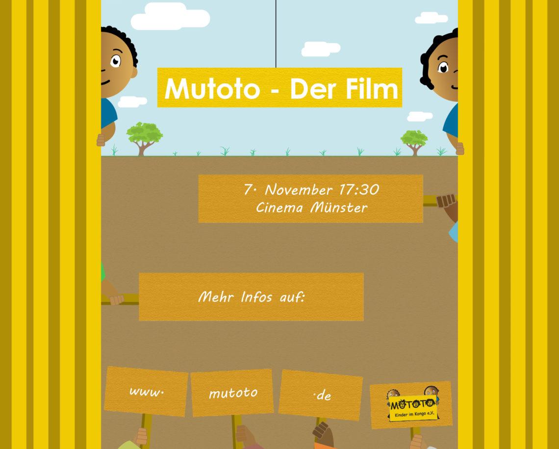 Mutoto der Film, Cinema,