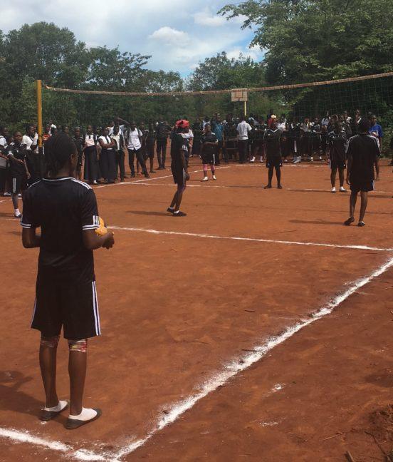 Mutoto Village Volleyball