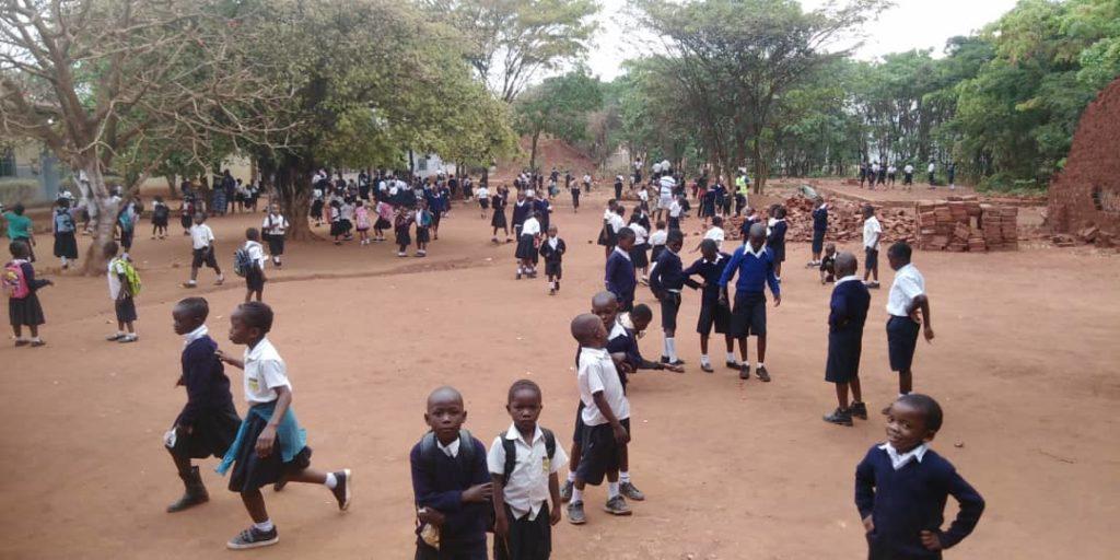 Mutoto schule startet