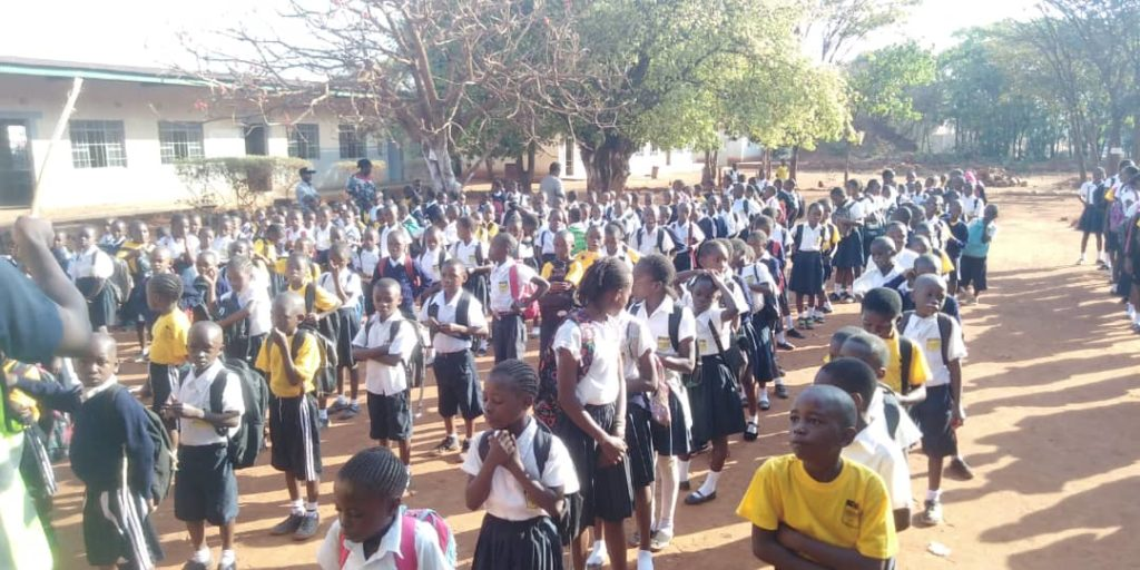 Mutoto Village Schule