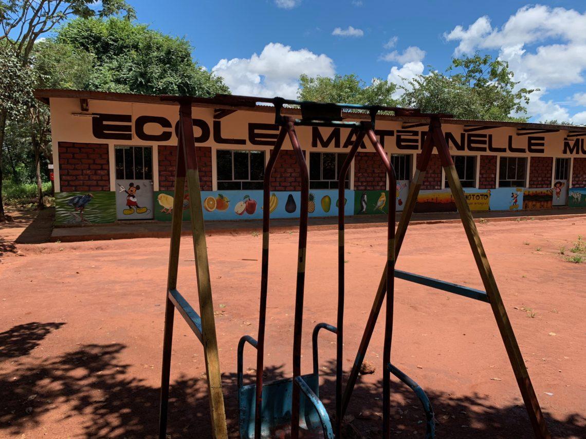 Corona: Mutoto-Kindergarten zu