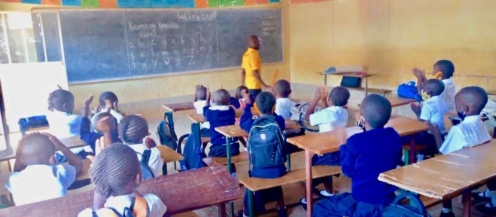 Re-Start der Schule